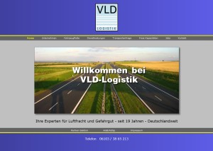 Website - vld-gmbh.de